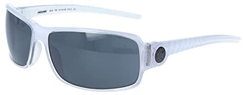Schicke Sonnenbrille aus Kunststoff PERFORMER LIFESTYLE mit stylischem Design in Transparent