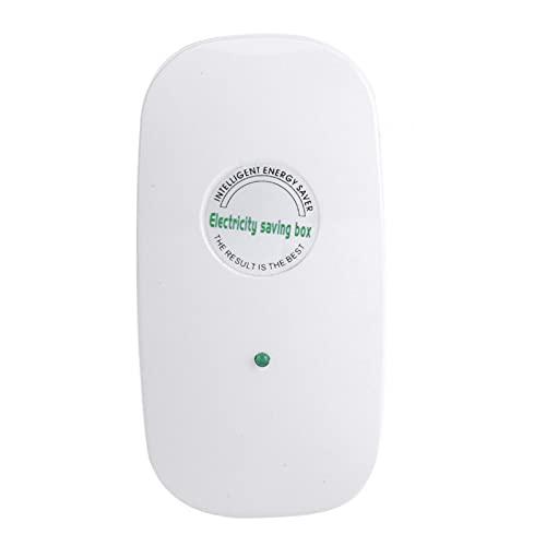 Niiyen Ahorro de energía para el hogar, 3000W Aparato eléctrico para el hogar Ahorro de energía para el hogar Dispositivo de Caja de Ahorro de energía Eléctrico Inteligente(Enchufe de EE. UU.)