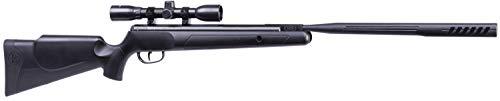 Benjamin BP2SXS Prowler Nitro Piston .22-Caliber Break Barrel Air Rifle, Black