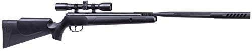 Benjamin BP2SXS Prowler Nitro Piston .22-Caliber Break Barrel Air Rifle, Black