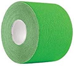 شريط كينيسيولوجي 6201R من ماك دايفيد، لفافة فردية، اخضر، حجم واحد