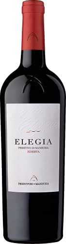Produttori Vini Manduria Elegia Primitivo di Manduria Riserva 2016 750ml