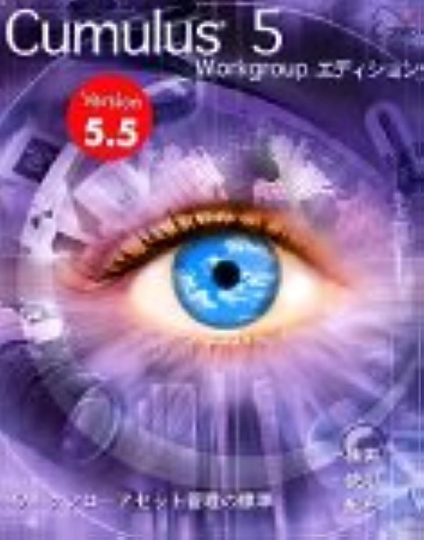 ルート意気込みスリムCumulus 5.5 Workgroup Edition Server Only