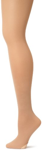 Capezio Women's Ultra Soft Transition Tight,Light Suntan,Small/Medium