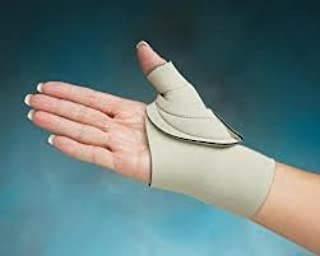 Cool Comfort CMC Restriction Splint, Beige, Size: Small Plus, Right