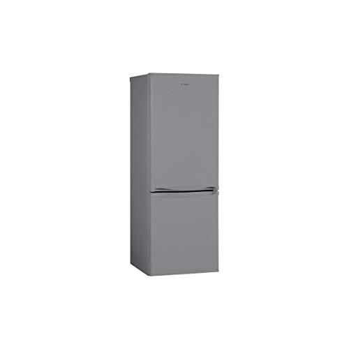 Candy CMFM 5142S Frigorifero con Congelatore A+, 161 L, Argento
