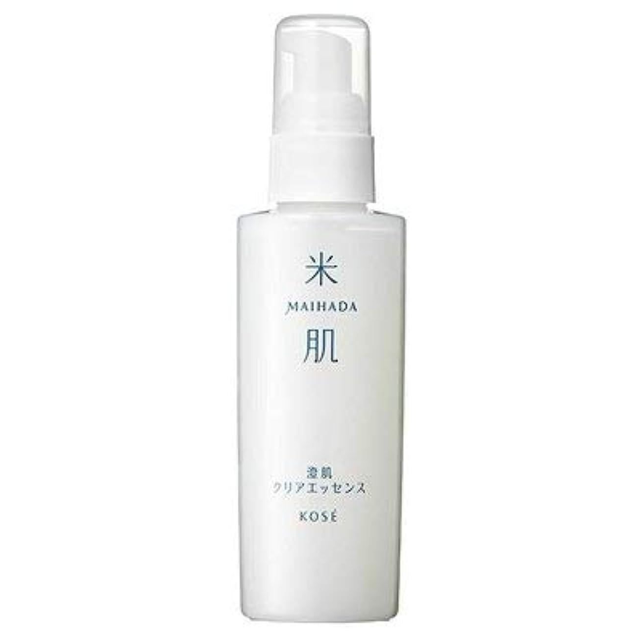 レース悩み学習者米肌 澄肌クリアエッセンス(本体/無香料) 美容液