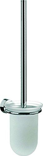 Emco 081500090 Glasteil Opalglas satiniert für WC Bürstengarnitur