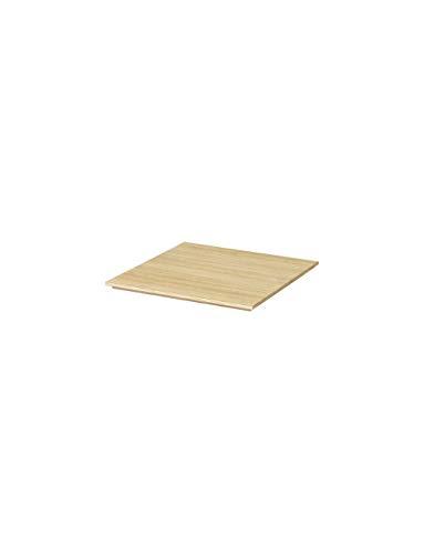 Ferm Living - Vassoio in legno di quercia, 1,2 x 26 x 26 cm