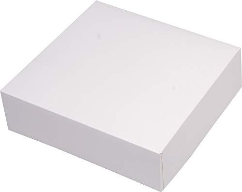 Firplast 100012 - Caja de cartón, 25 x 8 cm