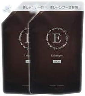 エバメール Eシャンプー 1000ml 詰替え用 2本セット