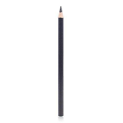 Kolylong の Crayon à Sourcils Crayon à lèvres imperméable Kit de Maquillage des Sourcils Durable Eye-Liner pour Les Yeux Outil de Conception de Tatouage (Gris)