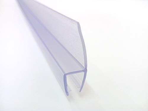 RPB Docce - Profilo H3 vetro 6/8 mm baffo 20 MADE IN ITALY per box doccia in Vetro