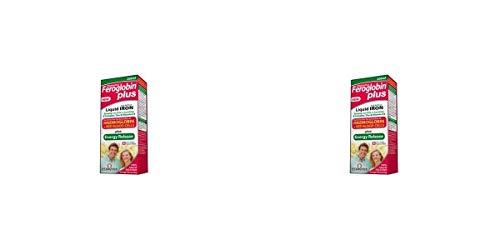 (2 PACK) - Vitabiotics Feroglobin B12 Liquid   200ml   2 PACK - SUPER SAVER - SAVE MONEY