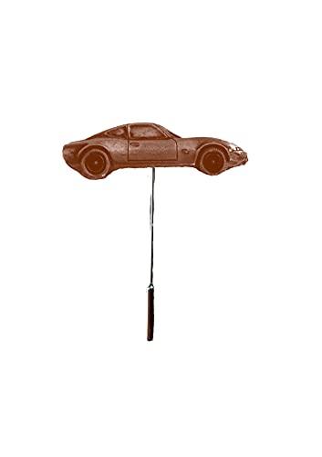 Krawattennadel für Opel Gt ref171, Kupfer-Effekt, Motiv auf einer Krawattennadel für Hut, Schal, Kragen, Mantel, Oldtimer