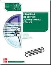 Principios de gestión administrativa pública: Amazon.es ...