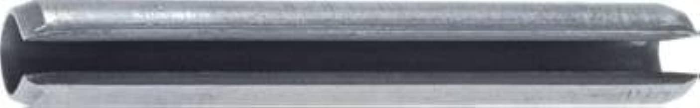 Spannh/ülse DIN 1481 ISO 8752 8x60 Edelstahl A2 Werkstoff:Edelstahl A2 Nenn /Ø:8mm l:60mm d1*:8,5