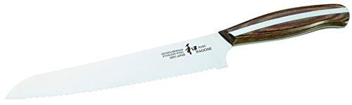 Nagomi Maru Brotsäge Gesamtlänge: 34.2cm Messer, Mehrfarbig, 34.2 cm