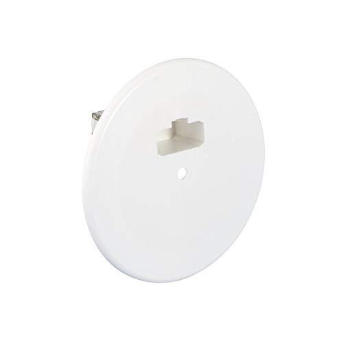 Eur'Ohm - Kit Couvercle DCL diam. 120mm + Piton 100mm + Douille DCL E27