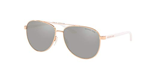 Michael Kors Damen 0MK5007 Sonnenbrille, Rose Gold, 59