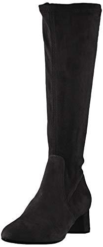 Unisa Damen LORE_ST Hohe Stiefel, Schwarz (Black Black), 40 EU