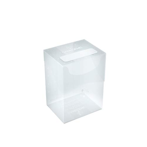 Gamegenic 80-Card Deck Holder, Clear