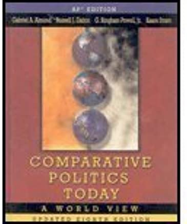 Comparitive Politics Today 8th edition by Almond, Gabriel A. (2003) Hardcover
