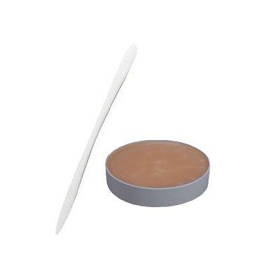 elite pro Grimas Carne Artificial Derma Wax + Spatula