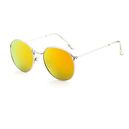 Liably Gafas de sol unisex, clásicas, retro, grandes monturas de gafas, protección UV400, antirrayos UV, polarizadas, estilo informal, multicolor, para conducir, pescar, viajar, etc. s M