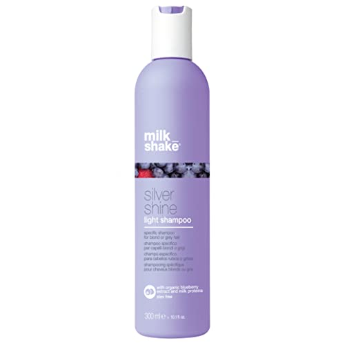 milk_shake Silver Shine Light szampon, 300 ml