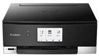 CANON インクジェットプリンター PIXUS(ピクサス) TSシリーズ 4.3型液晶 ブラック PIXUSTS8230BK