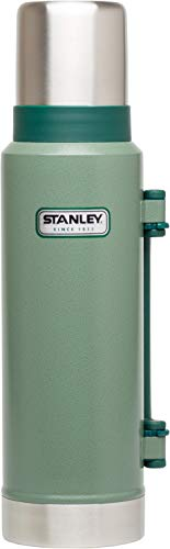 Stanley 658400 - Frasco termico, color verde, talla 1.3L