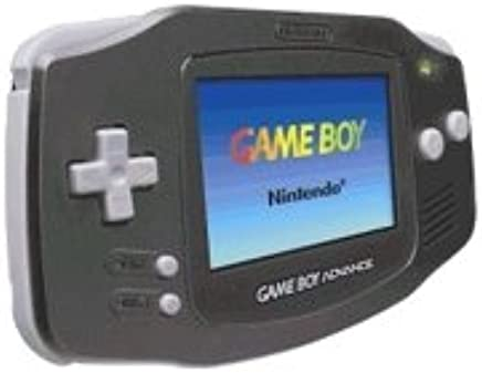 Consola Nintendo Game Boy Advance Negra