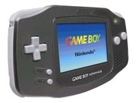 Nintendo Gameboy Advance GBA