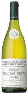 シャブリ プルミエクリュ モンテ ド トネール 2018 ドメーヌ ウィリアム フェーブル 750ml 白ワイン フランス ブルゴーニュ
