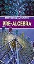 Prentice Hall Mathematics Pre-algebra Teacher's Edition North Carolina