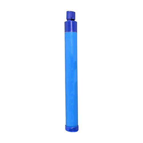 WPCBAA draagbare waterfilter waterfilter stro filtratie stro zuiveraar overlevingsuitrusting voor wandelen, camping, reizen en noodgevallen