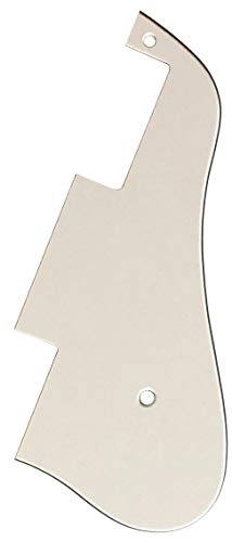 Custom Guitar Pickguard For Epiphone ES-339 Style (3 Ply White)