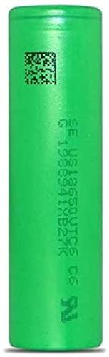Baterías Recargables Vtc6 18650 3000Mah Vtc6 18650 3000Mah Baterías De Alta Descarga para Batería De Herramienta De Linterna 18650Vtc6-3Pcs