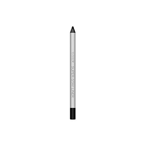WUNDER2 Super-Stay Eyeliner Kajal Lang Anhaltend Wasserfest, Farbe: Essential Black