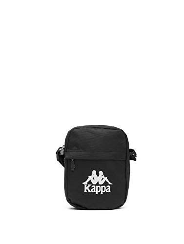 Kappa Kappa Esko Messenger Bag 305098-005 Bolso Bandolera 22 Centimeters 2 Negro...