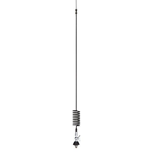 Antenne CB President WA 27 199 cm 26-28 MHz mit Fester Halterung und 4,5 m Kabel