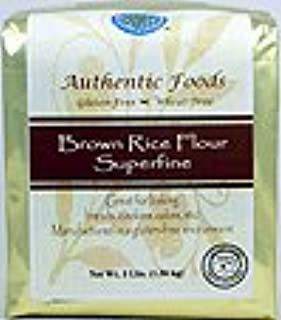 superfine brown rice flour bulk