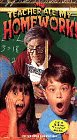 My Teacher Ate My Homework [VHS]