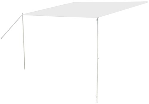 Reimo 90021 Tent Technology Sonnensegel Como 2 grau 250x240 cm