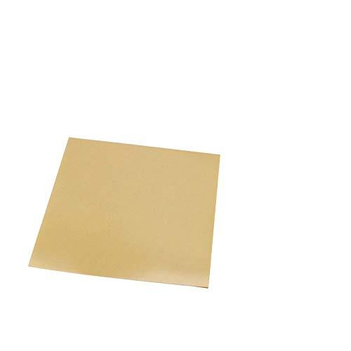 XBaofu 1pc PEI Blatt 3D-Drucker Hot-Bett-Aufkleber Build-Oberfläche mit 3M Klebstoff Kompatibel mit for Creality CR-10S for CR-10 for Ender 3 Anet E12 Anet (Größe : 200x200)