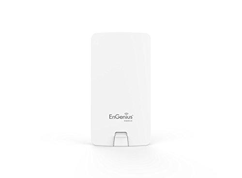 EnGenius ENS500-AC - Punto de Acceso 5 GHz inalámbrico, Color Blanco