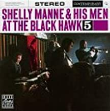 Live at the Black Hawk 5 Live Edition by Manne, Shelly (1991) Audio CD