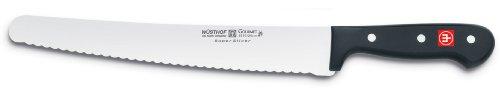Wusthof Gourmet 10-Inch Super Slicer Wavy-Edge Knife