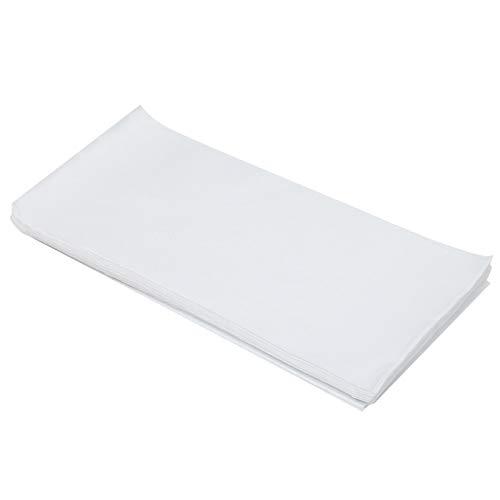 190pcs Toalla desechable no tejida, 22.8 x 11'Salón de belleza Foot Spa Toalla de papel Tussue Servilleta de papel suave y absorbente para el cabello Drt Face Clean